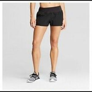 C9 Champion Running Mid-Rise Shorts 2.5″ Black